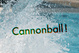 "poster for ""CANNONBALL!"" Exhibition"