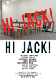 "poster for ""HiJack!"" Exhibition"