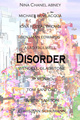 "poster for ""Disorder"" Exhibition"