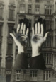 "poster for ""A Show of Hands: Photographs from the Collection of Henry Buhl"" Exhibition"