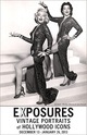 "poster for ""Exposures: Vintage Portraits of Hollywood Icons"" Exhibition"