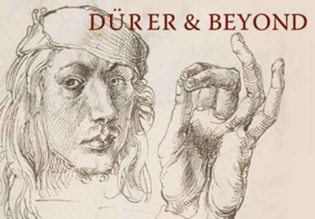"poster for ""Dürer and Beyond: Central European Drawings in The Metropolitan Museum of Art, 1400–1700"" Exhibition"