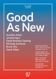 "poster for ""Good As New"" Exhibition"