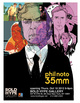 "poster for Phil Noto ""35MM"""