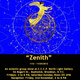 "poster for ""Zenith"" Exhibition"