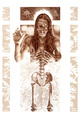 "poster for Vincent Castiglia ""Resurrection"""