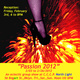 "poster for ""Passion 2012"" Exhibition"