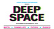"poster for ""Deep Space"" Exhibition"