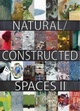 "poster for ""Natural/Constructed Spaces II"" Exhibition"