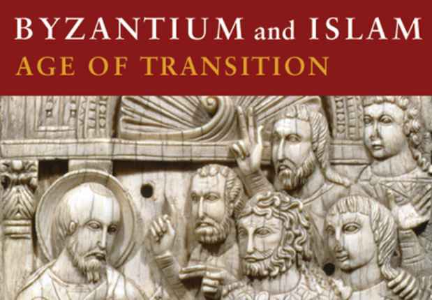 "poster for ""Byzantium and Islam Age of Transition"" Exhibition"