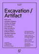 "poster for ""Excavation/Artifact"" Exhibition"