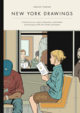 "poster for Adrian Tomine ""New York Drawings"""