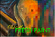 "poster for ""Old Masters/Fresh Paint"" Exhibition"