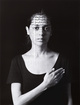 poster for Shirin Neshat Exhibition