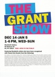 "poster for ""THE GRANTS SHOW"""