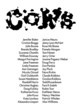 "poster for ""Cows"" Exhibition"