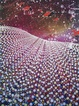 "poster for Barbara Takenaga ""New Paintings"""