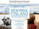 "poster for ""New Wave Finland: Contemporary Photography from the Helsinki School"" Exhibition"