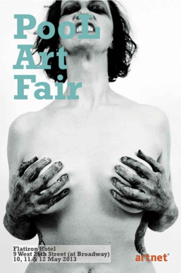 poster for Pool Art Fair 2013
