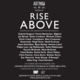 "poster for ""Rise Above"" Exhibition"