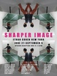 "poster for ""Sharper Image"" Exhibition"