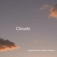"poster for ""Clouds"" Exhibition"