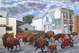 "poster for Kent Monkman ""The Urban Res"""