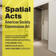 "poster for ""Spatial Acts"" Exhibition"