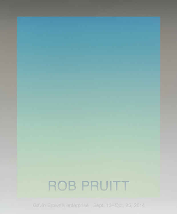 "poster for Rob Pruitt ""Multiple Personalities"""
