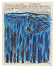 "poster for Raymond Pettibon ""Are Your Motives Pure?"""