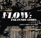 "poster for ""Flow: Ink Innovators"" Exhibition"