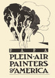 "poster for ""Why Outdoors? The Plein Air Painters of America"" Exhibition"