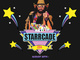 "poster for ""Starrcade"" Exhibition"