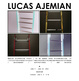 poster for Lucas Ajemian Exhibition