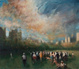 "poster for Bill Jacklin ""New York Paintings"""