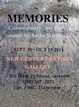 "poster for ""Memories"" Exhibition"