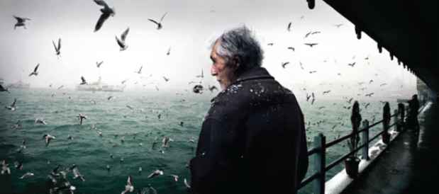 "poster for Nuri Bilge Ceylan ""The World of My Father"""