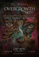 "poster for N.C. Winters ""Overgrowth"""