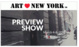 "poster for ""Art Love New York"" Art Fair"
