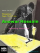 "poster for Anowar Hossain ""Rethinking Abstraction"""