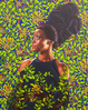 "poster for Kehinde Wiley ""A New Republic"""