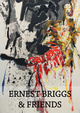 "poster for ""Ernest Briggs & Friends"" Exhibition"
