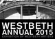 "poster for ""Westbeth Annual 2015"" Exhibition"