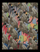 "poster for Zoe Pettijohn Schade ""Crowds"""