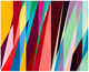"poster for Odili Donald Odita ""The Velocity of Change"""