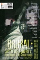 "poster for ""BRURAL: Skin of Liberty, Fractured & re-Structured"" Exhibition"