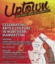 "poster for ""Uptown Arts Stroll 2015"" Exhibition"