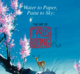 "poster for ""Water to Paper, Paint to Sky: The Art of Tyrus Wong"" Exhibition"