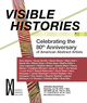 "poster for ""Visible Histories"" Exhibition"