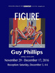 poster for Guy Phillips Exhibition